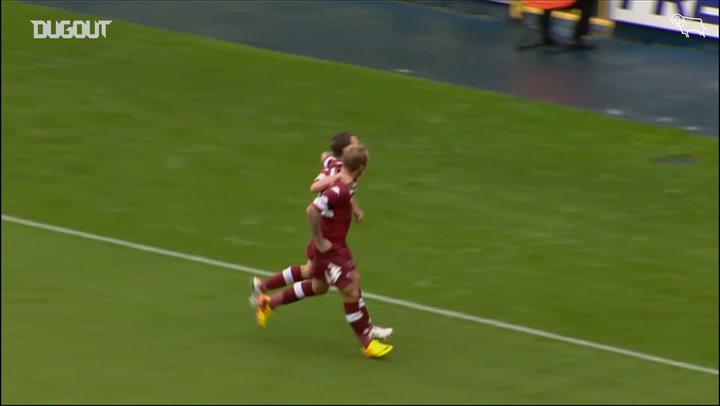 Craig Bryson's stunning hat-trick vs Millwall