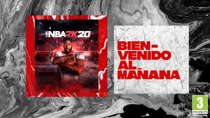 Tráiler NBA 2K20 - Bienvenido al Mañana