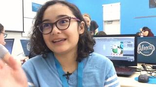 Las Vegas Girls Scouts take part in STEM summer camp