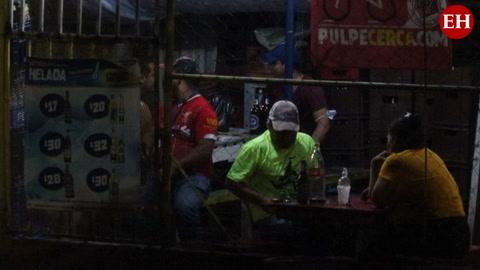 Venta ilegal de bebidas alcohólicas en pulperías