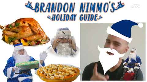 Brandon Nimmo's Holiday Guide | Mets All-Access presented by GEICO