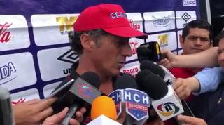 Pedro Troglio previo al clásico ante Motagua: