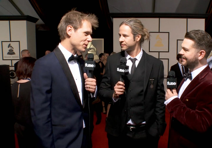 Shows: Grammys 2014: Armin Van Buuren Discusses EDM's Future At the GRAMMYs