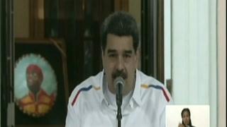 Maduro llama a militares de Bolivia a restituir a Morales ante riesgo de