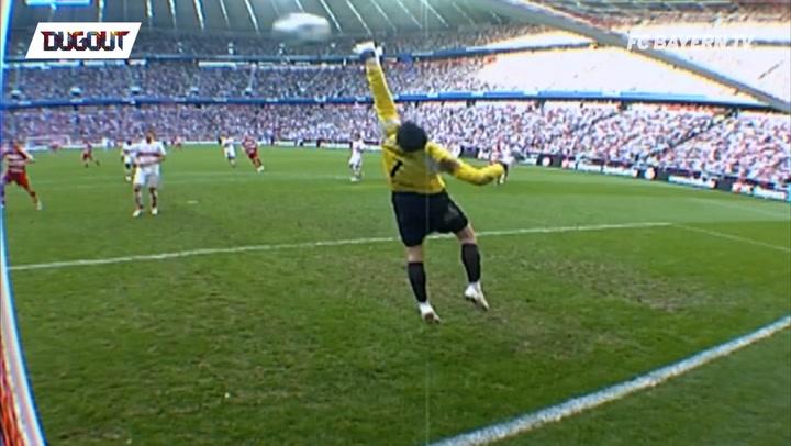 11 Seasons - 11 Goals - 1 Franck Ribéry