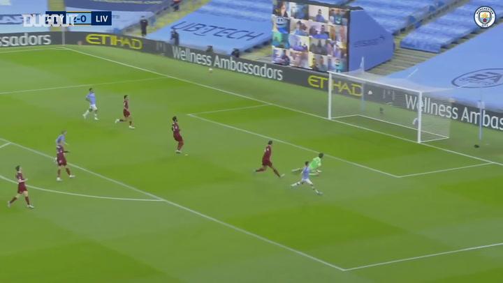 Manchester City's best goals of 2020