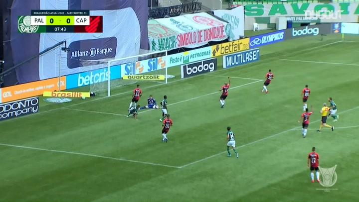 Highlights: Palmeiras 3-0 Athletico-PR