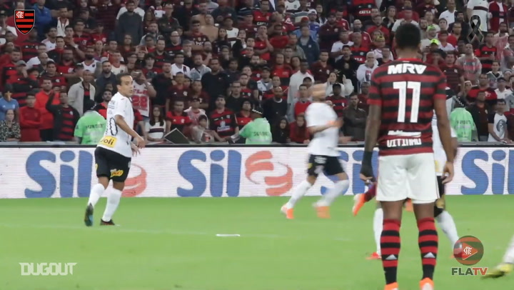 Rodrigo Caio's best Flamengo moments