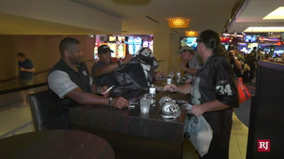 Raiders Watch Party At The Linq – Video