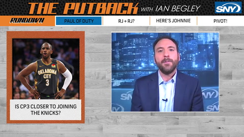 The Putback with Ian Begley: Can the Knicks bring CP3 to NYC?