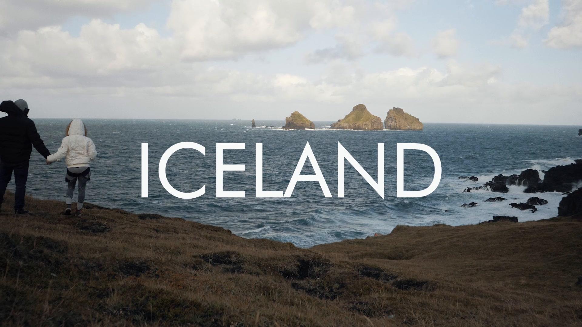 Rachael + Jeff | Reykjavík, Iceland | Iceland
