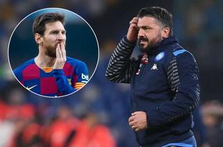 La alocada respuesta de Gattuso para poder frenar a Messi