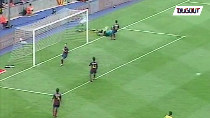 Joaquín's 2015 double vs Barcelona