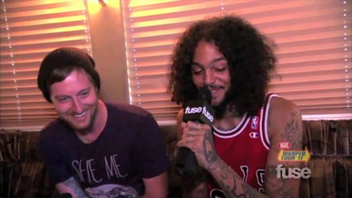 Gym Class Heroes Exclusive Interview - Warped Tour 2011