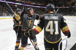 Golden Knights head coach happy with team's effort in win over Capitals