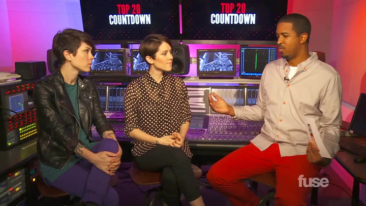Shows: Top 20: Tegan and Sara Then and Now