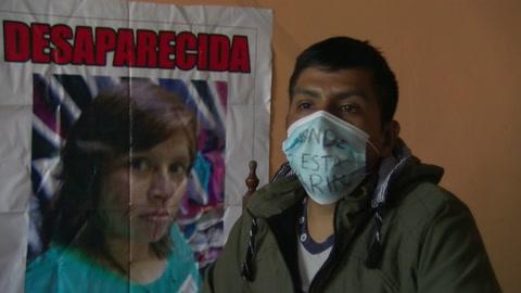 La pandemia agudiza calvario de familias de peruanas desaparecidas
