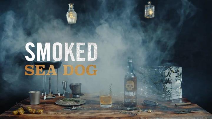 Preview image of Smokehead Islay Single Malt Whisky Sea Dog Cocktai video