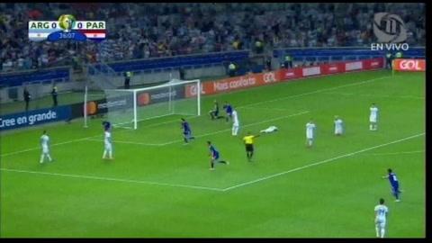 Argentina 0 - 1 Paraguay (Copa América 2019)