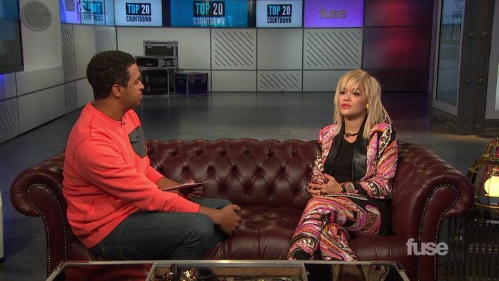 Shows: Top 20: Rita Ora Webclip 1