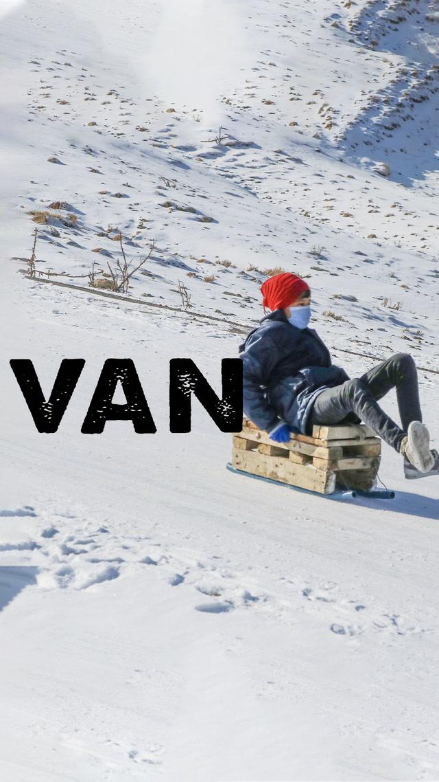 Kayak pisti yoksa hadi kaymaya!