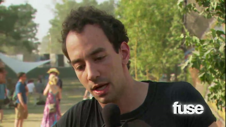 Interviews: The Strokes: New Material - Bonnaroo 2011