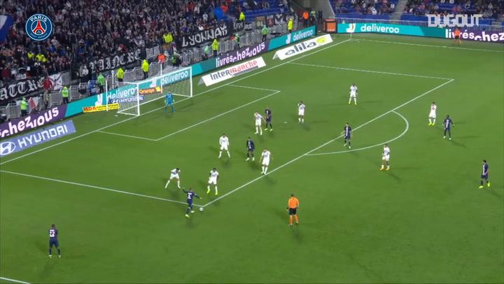 Neymar Jr's Last-Minute Winner Vs Lyon
