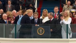 Donald Trump, Estados Unidos y yo primero