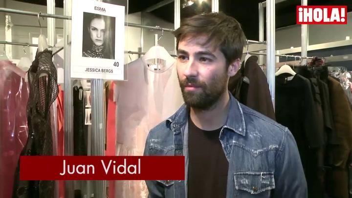 Juan Vidal y su evocadora danza contemporánea