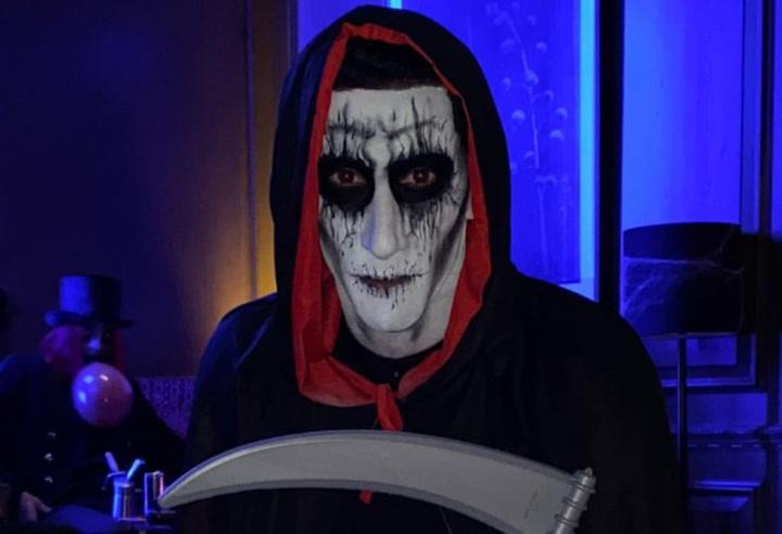 El disfraz de Di María fue el más comentado en la fiesta de Halloween de los jugadores del PSG