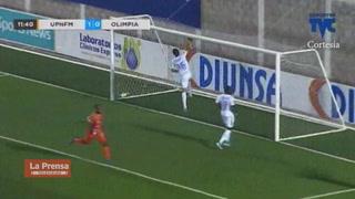UPN1-0 Olimpia (Liga Nacional)