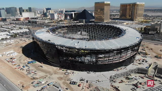 Allegiant Stadium will undoubtedly be Las Vegas centerpiece – Video