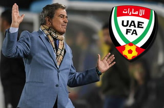Jorge Luis Pinto renuncia a la selección de Emiratos Árabes Unidos y confirma los motivos
