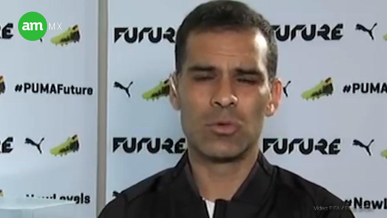Video: Bloquea Estados Unidos a Rafa Márquez en el Mundial