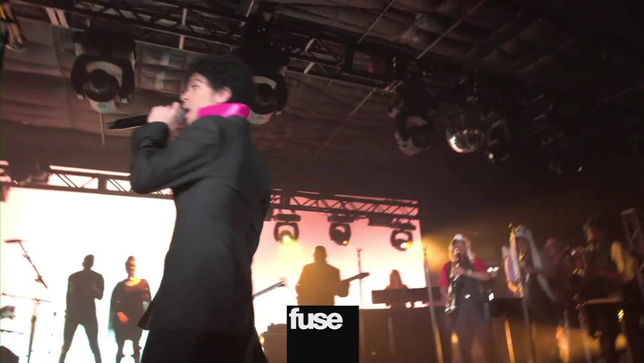 Festivals: SXSW 2013: Prince Performance