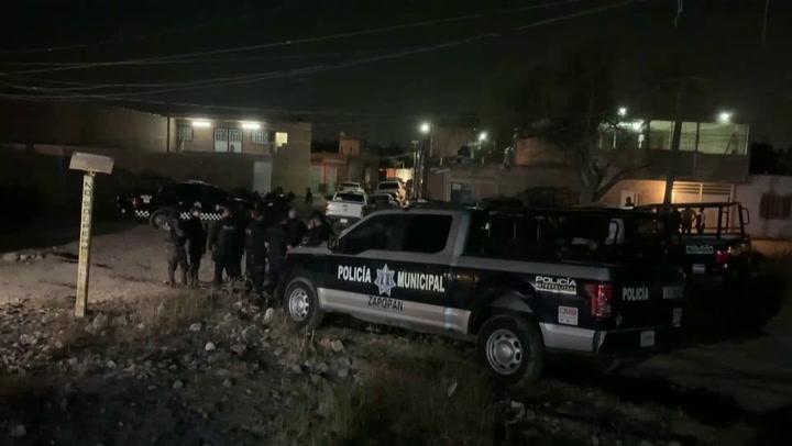 Asesinan a 11 personas en el oeste de México