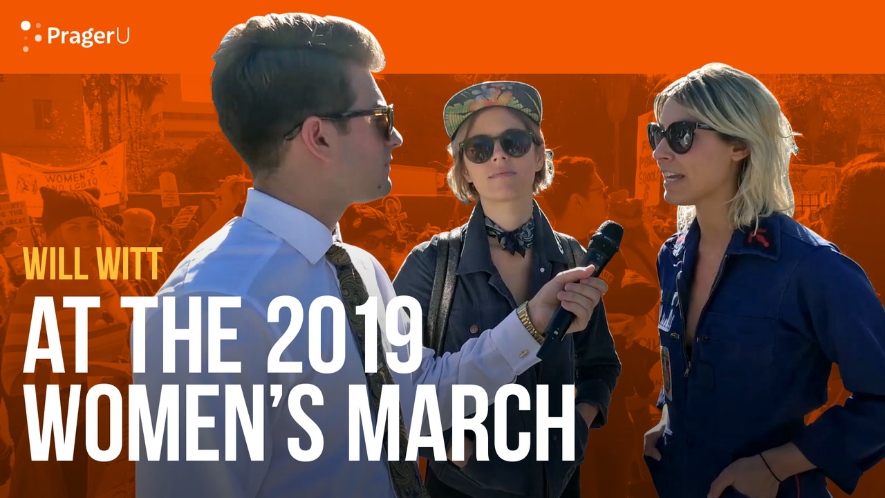 Women's March 2019 With Will Witt