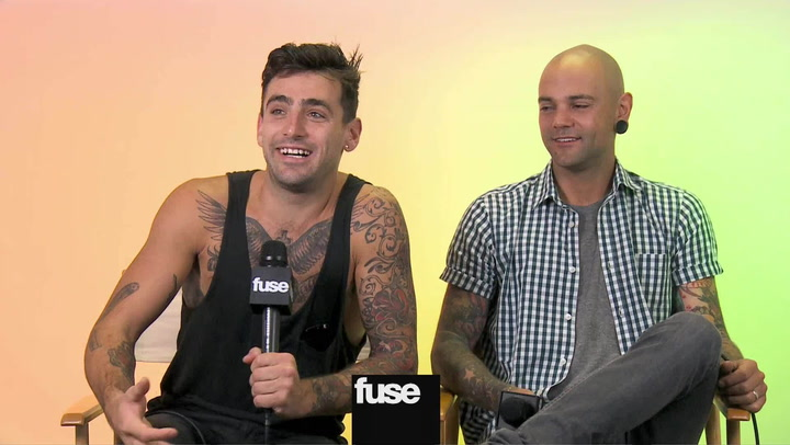 Interviews: Hedley Discuss Storm Success & Touring