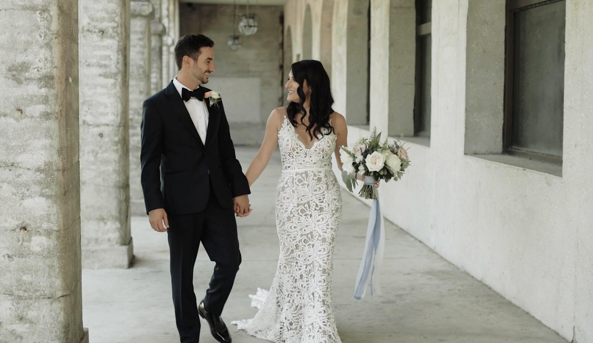 Randa + Jesse | St. Augustine, Florida | The White Room