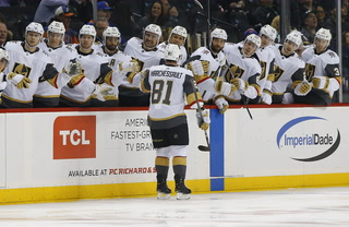 Golden Knights Sink Islanders 3-2 – Golden Edge