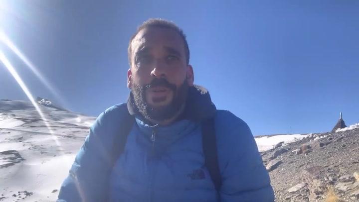 """Spiriman anuncia entre lágrimas su curación: """"El cáncer ha desaparecido"""".mp4"""