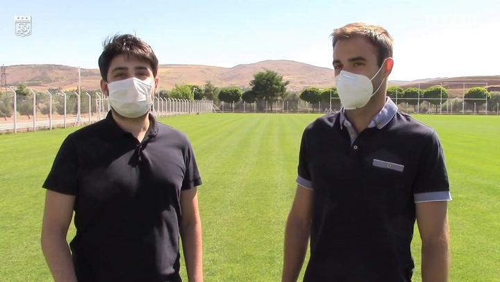 Sivasspor'un Yeni Transferi Jorge Felix'in Açıklamaları