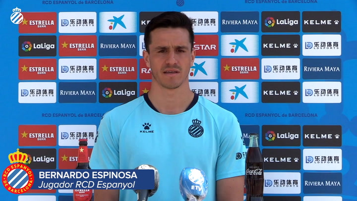 """Bernardo: """"Nos están exprimiendo pero respondemos bien"""""""