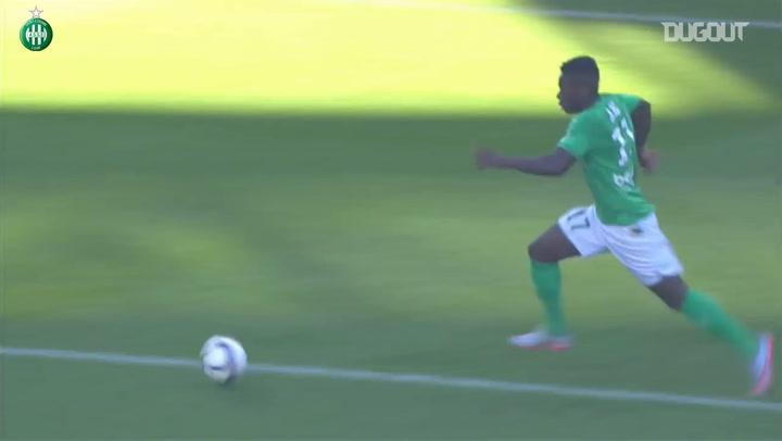 Saint-Etienne's top five goals vs Nantes