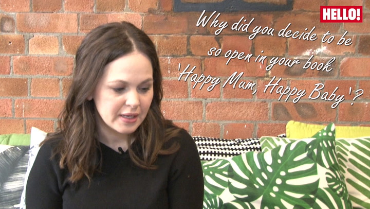 Giovanna Fletcher on her relationship with Tom\'s fans, and finding time to write with Buzz and Buddy