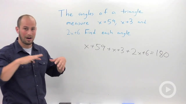 Applied Linear Equations: Geometry Problem