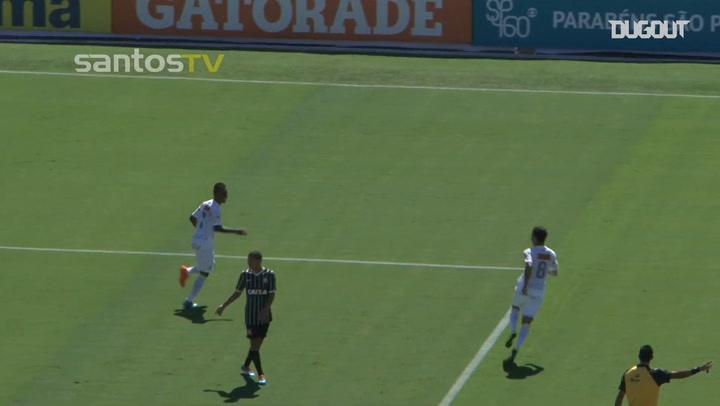 Behind the scenes: Santos lift 2014 Copa São Paulo title