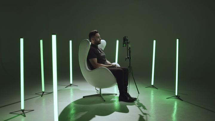 """Samsung presenta una tecnología que permite """"hablar"""" a través de la mirada a los enfermos de ELA"""