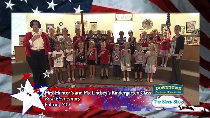 Bush Elementary - Mrs. Hunter & Ms. Lindsey - Kindergarten