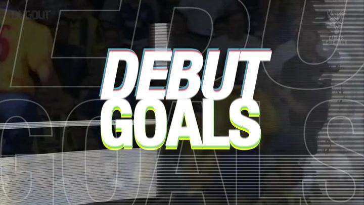 Debut Goals: Attilio Lombardo Vs Everton